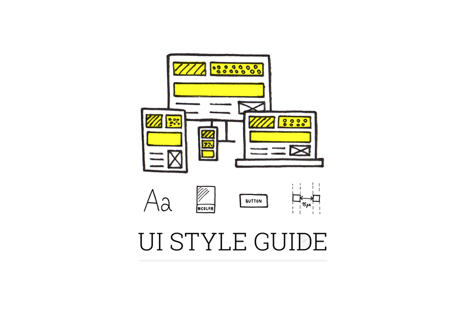 A Must for All Complex User-facing Digital Products — UI Style Guide (preview image)
